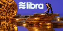 Libra, Facebook, cryptomonnaie, bitcoin