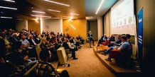 La 2e édition de La Tribune Wine's Forum a réuni 150 décideurs au Musée de la Romanité de Nîmes, le 17 octobre 2019.