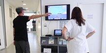 Genious Healthcare crée des jeux vidéo thérapeutiques pour lutter contre les maladies neurodégénératives.