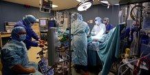 Hôpital, soins, santé, chirurgiens, opération, coeur, cardiaque, APHP, médecins, infirmières, docteur,