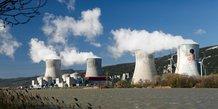 Cruas, Ardèche, centrale nucléaire, séisme, tremblement de terre,