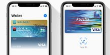 Apple Pay hello bank BNP Soc Gen SG