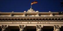 Bolsa Madrid Bourse BME