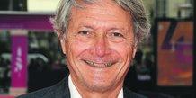 Philippe Augier, maire de Deauville