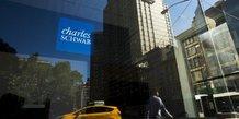 Charles Schwab trading courtage