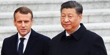 Climat: soutien ferme de la france et de la chine a l'accord irreversible de paris