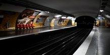 métro, RATP, grève du 5 décembre 2019
