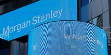 Morgan stanley a suivre a wall street