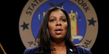 La procureure de New York Letitia James