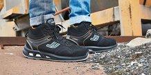 Jallatte, dans le Gard, fabrique des chaussures de sécurité
