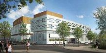 L'immeuble Diver'City, sur le quartier Eurêka à Montpellier, accueille le nouveau siège social de Digit RE Group