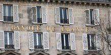 La banque de france abaisse sa prevision de croissance pour 2020