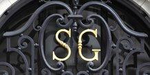 SocGen, Société Générale, banque, finance, portail, sigle, logo, porte