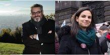 Quatre candidats Clermont 2020