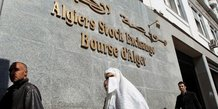 Bourse Algérie