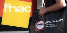 Ceconomy a prepare une offre sur fnac darty a plus de 100 euros par action