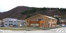 Cévennes Evasion construit son nouveau siège social à Florac (48) et investit dans un atelier de construction de modules en bois