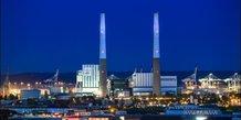 Centrale thermique / Centrale à charbon Le Havre