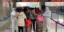 Coronavirus: les etats-unis organisent l'evacuation de leurs ressortissants