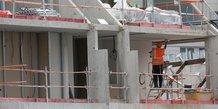 emploi bâtiment