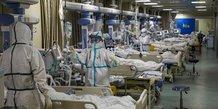 Coronavirus, bilan, épidémie, Chine, Wuhan, hôpital, malade, contaminés