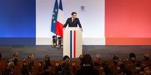 Emmanuel Macron dissuasion nucléaire