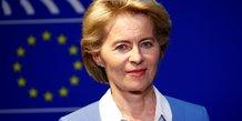 Le vote des deputes europeens sur ursula von der leyen confirme pour le 16 juillet