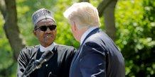 Buhari - Trump