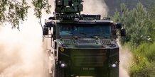 Griffon Nexter Arquus Thales Armée de Terre ministère des Armées