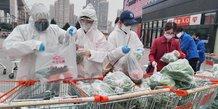 Coronavirus: le bilan depasse les 2.700 deces en chine continentale