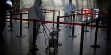 Coronavirus: la chine rapporte 433 nouveaux cas de contamination