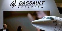 Dassault aviation  a suivre a la bourse de paris