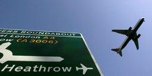 Grande-bretagne: des militants ecologistes entendent perturber le trafic aerien a heathrow