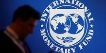 Coronavirus: appel du fmi a une relance budgetaire coordonnee