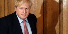 Coronavirus: johnson en appelle a la distanciation sociale