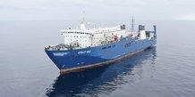 OFW Ships propose de fabriquer du gel hydroalcoolique sur son navire-usine l'Odeep One