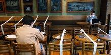 Coronavirus: fermeture des bars et des pubs a hong kong