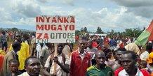 burundi campagne presidentielle 2020