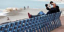 Bronzette interdite : les plages de la cote d'azur de nouveau ouvertes