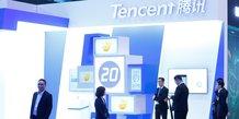 Tencent va investir €64 mds sur cinq ans dans de nouvelles infrastructures
