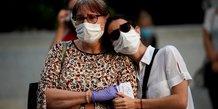 Coronavirus: le bilan en espagne passe a 27.119 morts