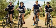 Cyrpeo Discover France (Lunel - 34) organise des séjours de découverte à vélo en France et en Europe