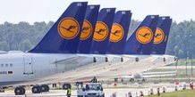 Accord preliminaire sur la plan de sauvetage de lufthansa