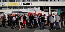 Renault: le site de maubeuge preserve, caudan pourrait etre cede, dit senard