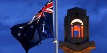 Nouvelle-zelande: la statue d'un commandant britannique deboulonnee