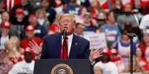 Trump decale un meeting coincidant avec l'anniversaire de la fin de l'esclavage