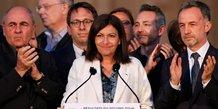 France: hidalgo serait reelue a paris avec 50,2% des voix, selon des estimations