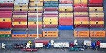 Les usa songent a des droits de douane sur $3,1 mds d'exportations europeennes