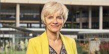 Hélène Sandragné, nouvelle présidente du CD 11