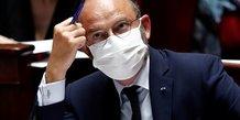 Edouard Philippe masque